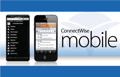 ConnectWise Manage Mobile