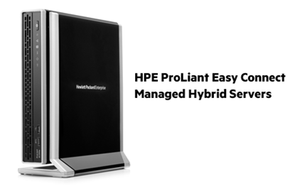 Picture of HPE Proliant Easy Connect Managed Hybrid Servers