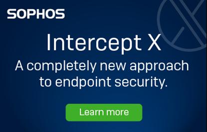 Picture of Sophos Intercept X
