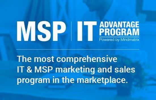 Picture of MSP-IT Advantage Program powered by Mindmatrix