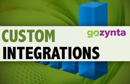 Picture of Custom Integrations by Gozynta