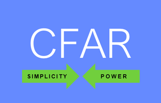 Picture of CFAR Reporting Solution