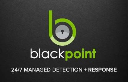 Picture of Blackpoint Cyber 24/7 Managed Detection + Response: Realtime Visibility. Intelligent Response.
