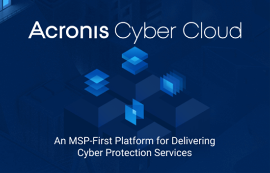 Picture of Acronis Cyber Cloud