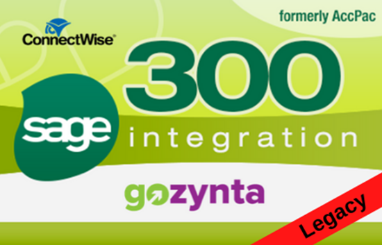 Picture of LEGACY - Mobius Connect for Sage 300 Integration