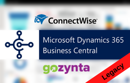 Picture of LEGACY - Microsoft Dynamics 365 Business Central