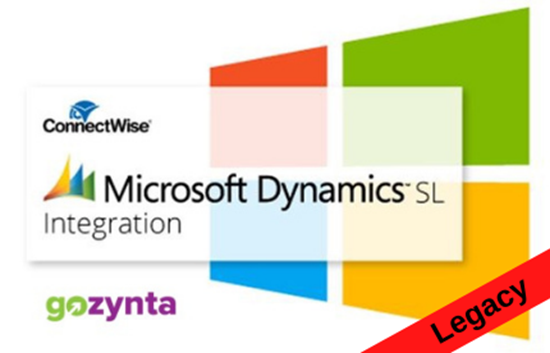 Picture of LEGACY  - Mobius Connect for Microsoft Dynamics SL