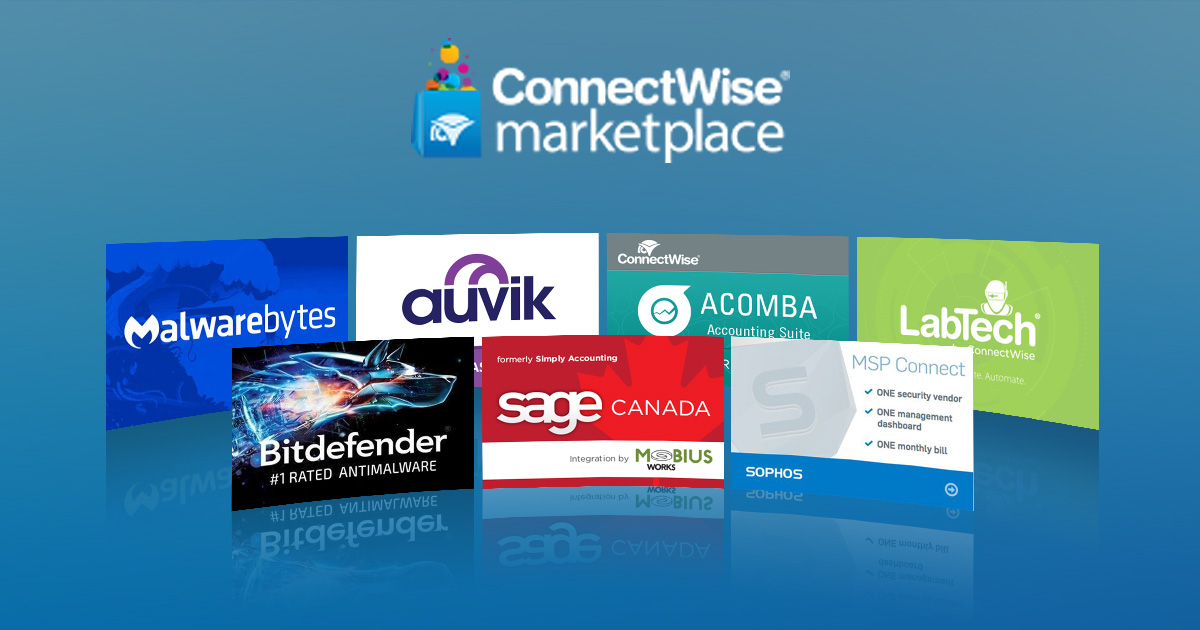 ConnectWise Marketplace| Integration Partners